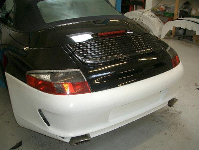 Porsche Tuning Smolka Rennsportteile Accessoires 911
